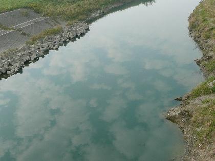 大芦橋の風景